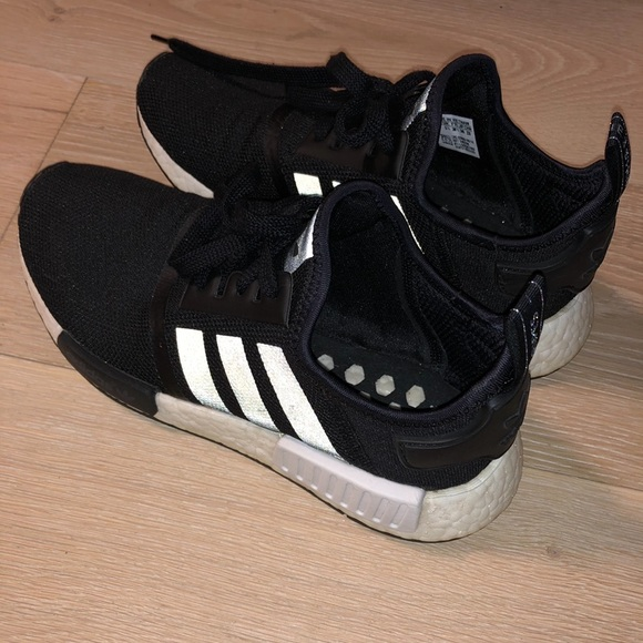 adidas Shoes - Black NMD R1 shows